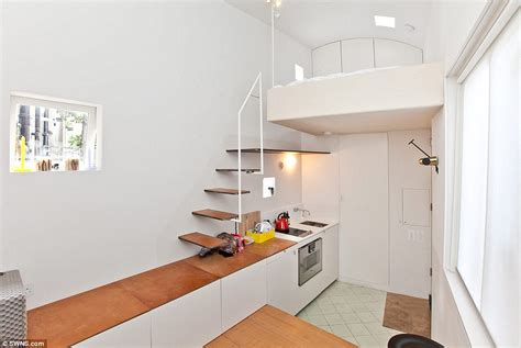 Bathroom Decor Ideas For Apartment by Britain S Smallest Home Sells For 163 275k Despite Being Less