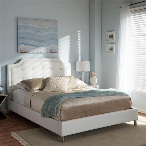 king size bed vs queen tufted headboard home ideas homesullivan monarch tufted king size standard bed in
