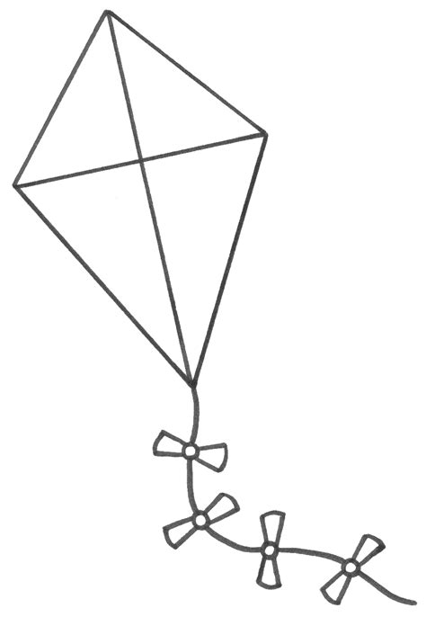 Images To Color by Coloring Page Kite Coloring Pages Kites