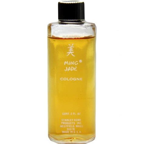 stanley home products ming jade cologne