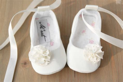 ivory ballet slippers ivory ballerina slippers ivory satin baby princess shoes
