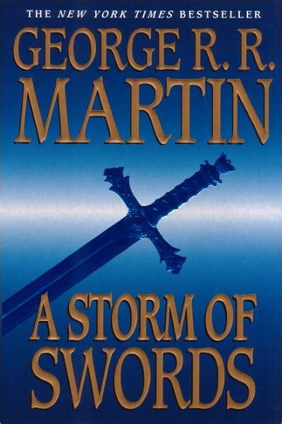 libro a storm of swords tntforum gt george martin cronache del ghiaccio e del fuoco