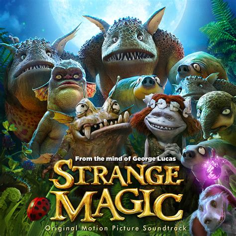 Vista Records Buena Vista Records Set To Release Strange Magic Original Motion Picture Soundtrack