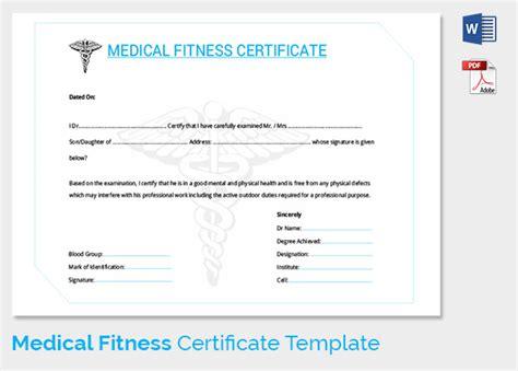 sick certificate template sick leave certificate template free gallery certificate