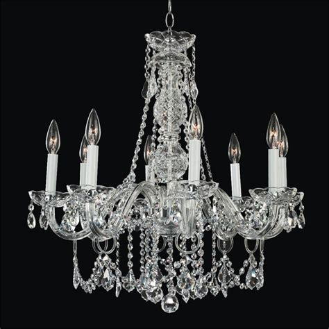 crystal dining room chandeliers crystal chandelier dining room crystal palace 550 glow