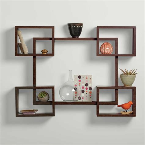 Decorative Wall Shelves For Living Room Glamorous Living Room Wall Decor Shelves Interesting