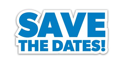 Save The Date by Vacation Bible School Save The Date Lutheran Church Of
