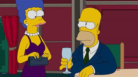 Fashion At The Uk Simpsons Premiere And We Use That Term Lightly by The Simpsons Season 27 Premiere Homer And