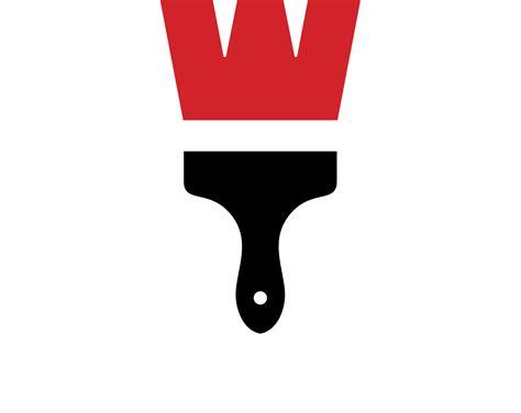 paint logo rbmm brand design studio willis painting logo