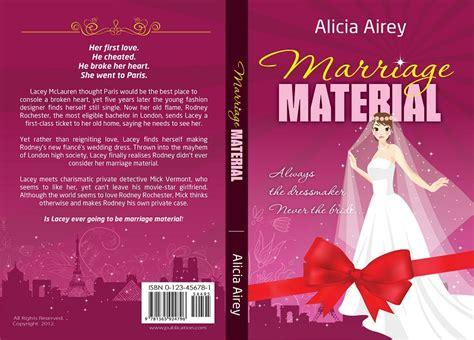 design novel cover online book cover design for chic lit novel marriage material