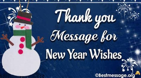 thank you reply messages for new year wishes 2018