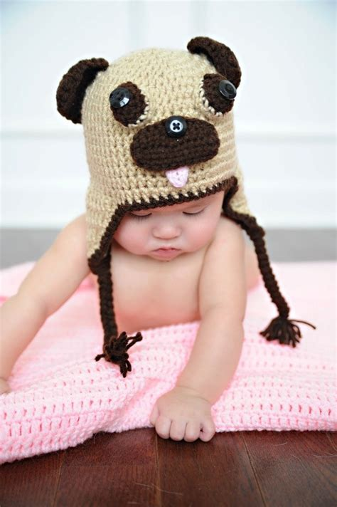 pug baby hat 15 must haves for every pug lover