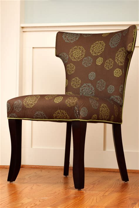 Eclectic Dining Chairs Jax Dining Chair Eclectic Dining Chairs Other Metro By Designing Solutions