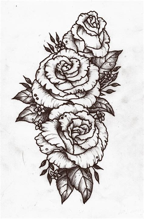 5 roses tattoo best 25 tattoos ideas on