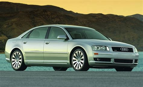 audi a8 a8l s8 2004 2009 repair manual dvd rom 2004 audi a8 first drive review reviews car and driver