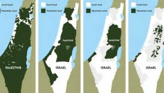 palestine map sparks outrage by abolishing palestine on maps