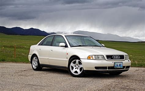 Alter Audi A4 by Parting Ways With An Friend