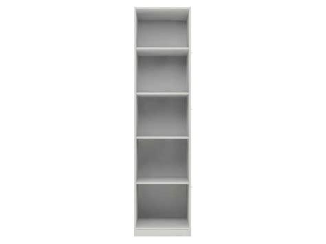 etagere 50 cm largeur caisse d armoire 1 porte l 50 cm twist coloris blanc