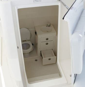 center console boats with a bathroom what s inside that center console five surprises boat
