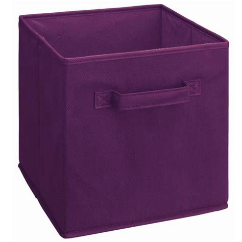 Closetmaid Laminate Storage Shop Closetmaid Purple Laminate Storage Drawer At