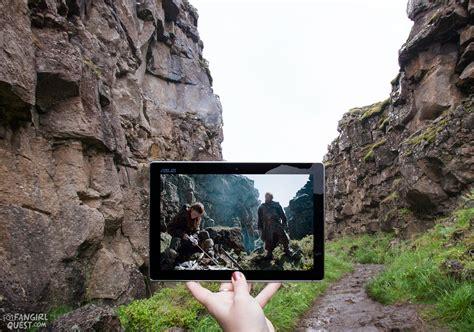 where of thrones filmed iceland of thrones adventures in thingvellir national park