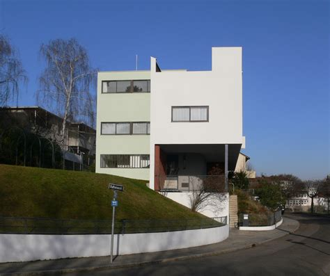 Le Appartment by Unesco Adds 17 Le Corbusier Buildings To World Heritage List
