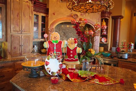 ginger home decor show me christmas all through the house miss cayce s