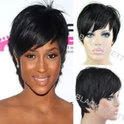 were can i buy a pixe cut wig 2017 new pixie cut human natural hair wig rihanna black