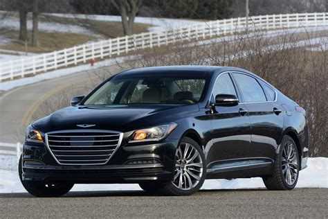 hyundai genesis sedan prices reviews and new model