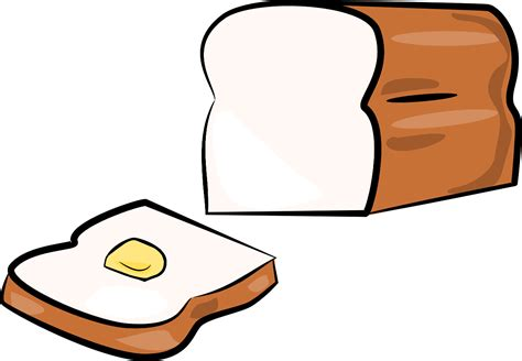 The Clipart clipart bread clipart best