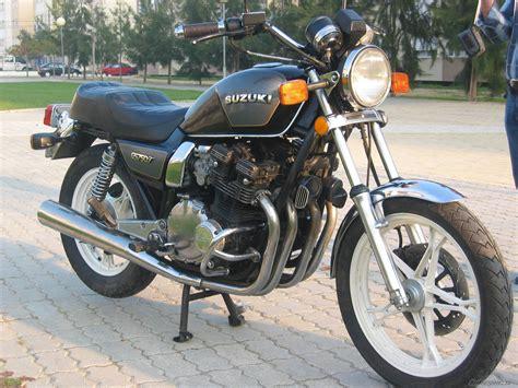 1983 Suzuki Gs 750 1983 Suzuki Gs 750 Picture 260450