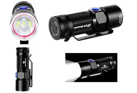 brightest single cr123 flashlight olight s10 flashlight 400 lumens