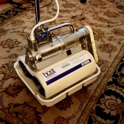 advanced carpet and upholstery cleaning host dry carpet cleaning machine for sale cord tray