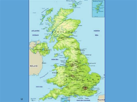 united kingdom map with mountains let s travel to the united kingdom