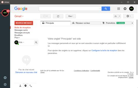 gmail bureau wmail un client mail open source pour gmail et inbox