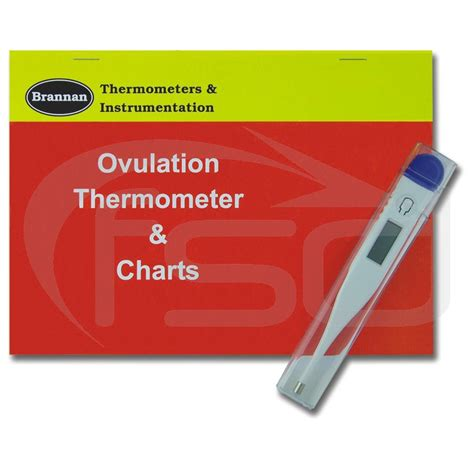 Termometer Ovulasi ovulation and fertility thermometer and charts thermometer superstore