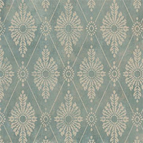 diamond pattern wall stencil diamond damask stencil diy stencils for decor better
