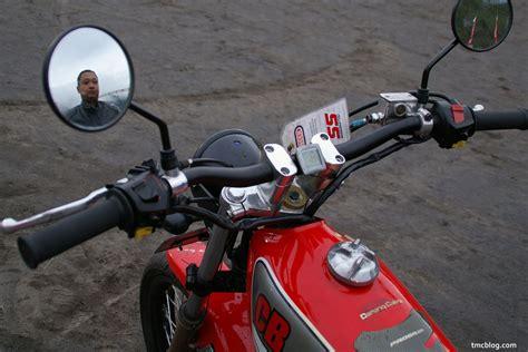 stang cb 100 by eddy variasi honda cb 100 japanese style custom bike modifikasi motor