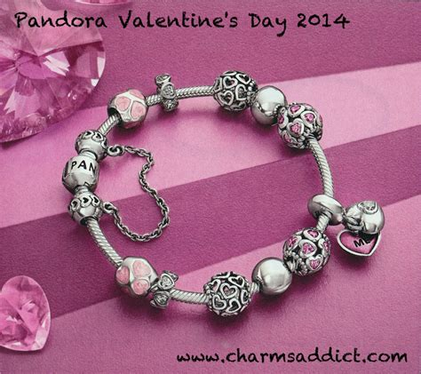 Pandora Valentine's Day Collection 2014 Prices   Charms Addict