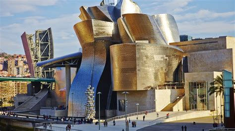 Museo Guggenheim Bilbao in Bilbao, Spain   Lonely Planet