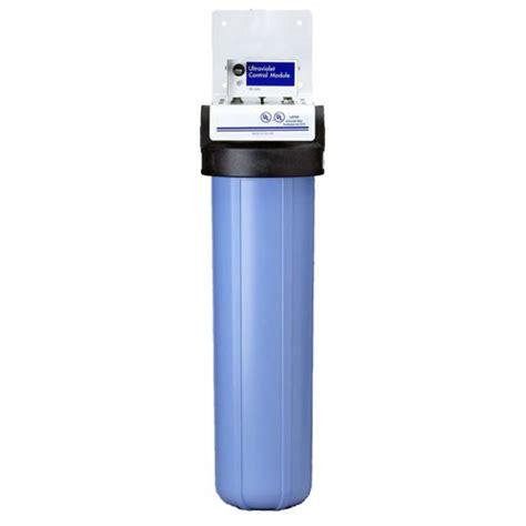 ultraviolet light for water systems pentek uvbb 120 1 120v ultraviolet water filtration system