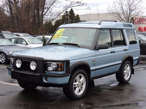 used land rover discovery used 2003 land rover discovery se at saugus auto mall