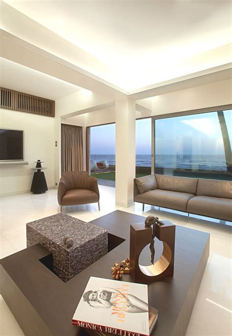 interior designers homes a glamorous beachside property fit for a mumbai india 171 adelto adelto
