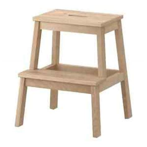 ikea 2 step wooden stool ikea wooden 2 step stool bekv 196 m utility step stool birch