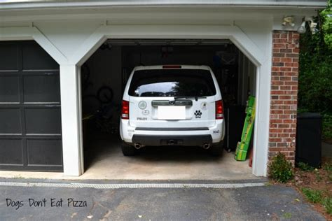Car In Garage by Finish It Friday The Garage And Attic And A
