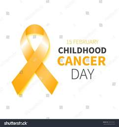 childhood cancer color childhood cancer day childhood cancer awareness yellow