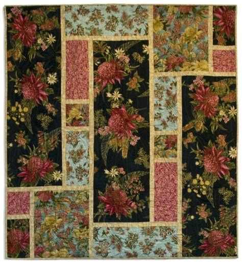 large pattern fabric quilt free quilt patterns to print southern jewels leesa