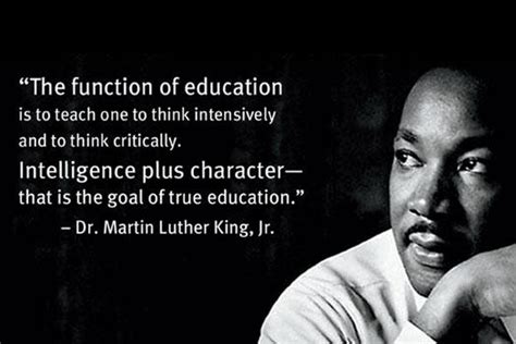 Intelligence Character For Nation Building 1 martin luther king jr day of service jan 21