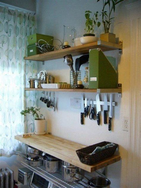 kitchen wall shelving ideas 10 brilliant kitchen storage ideas you need to see the