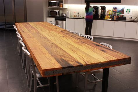 reclaimed wood countertops reclaimed wood countertops j aaron